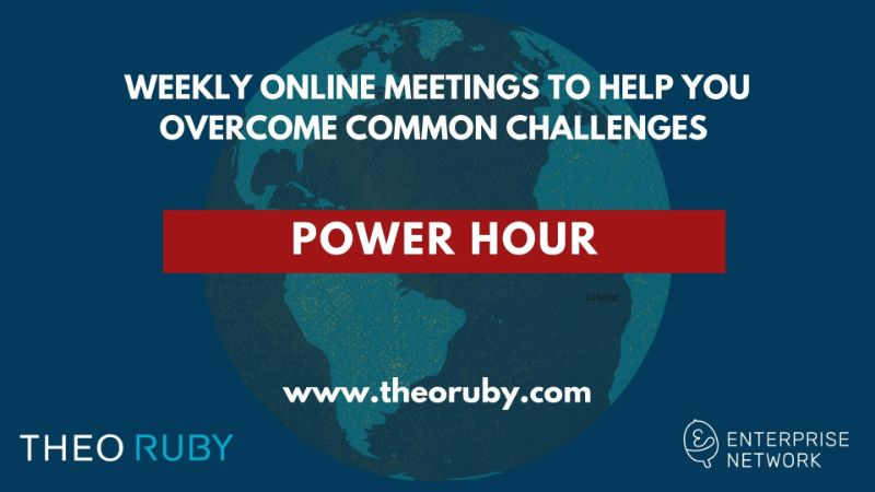 weekly power hour for small business