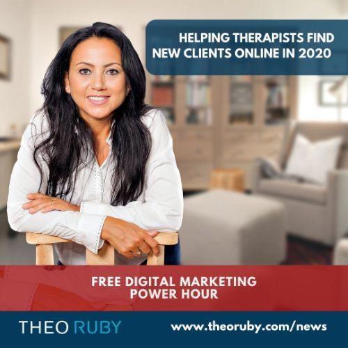 Digital Marketing for Therapists