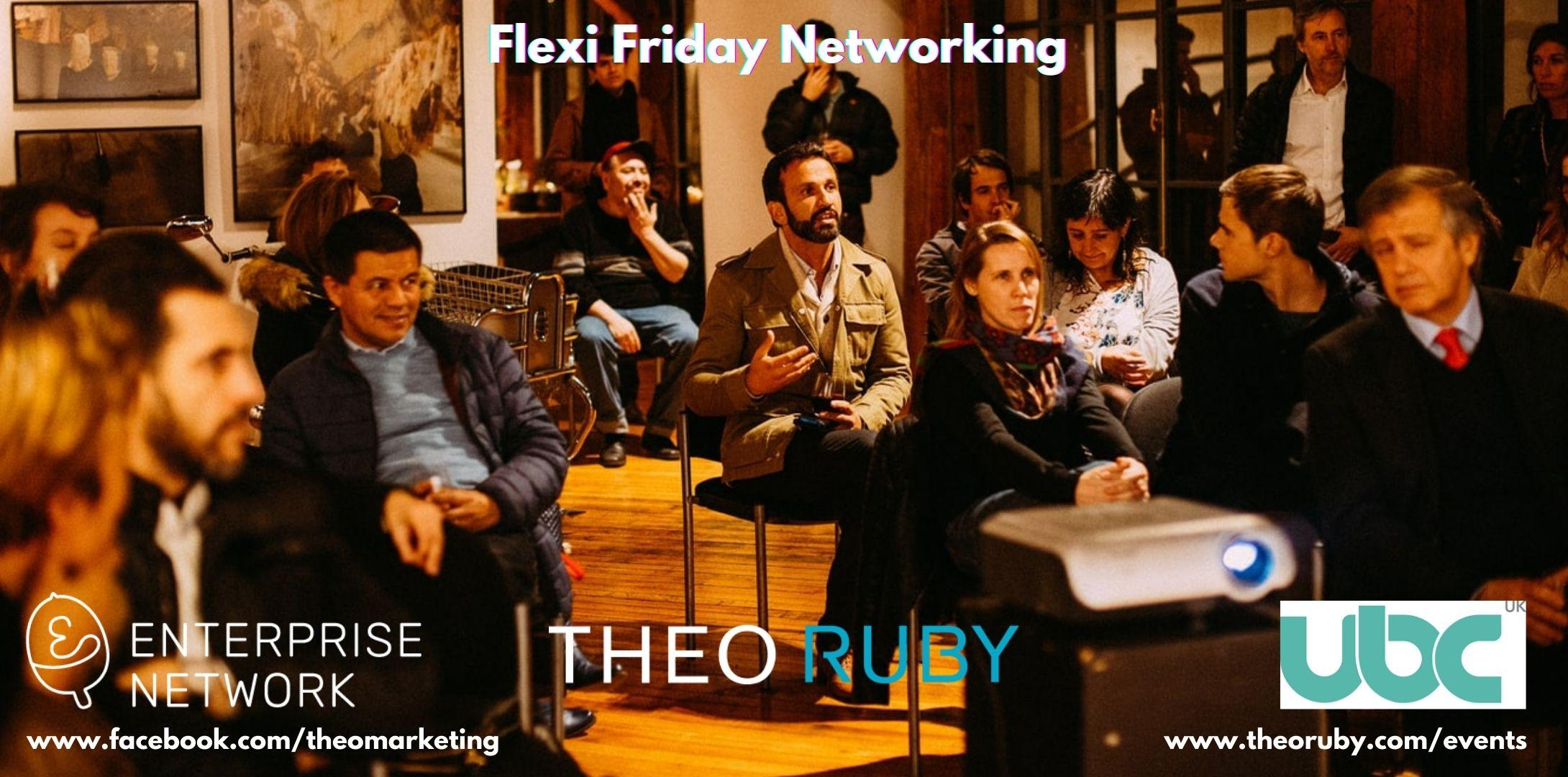 Virtual Networking - Flexi Friday | West London Businesses Connect 2